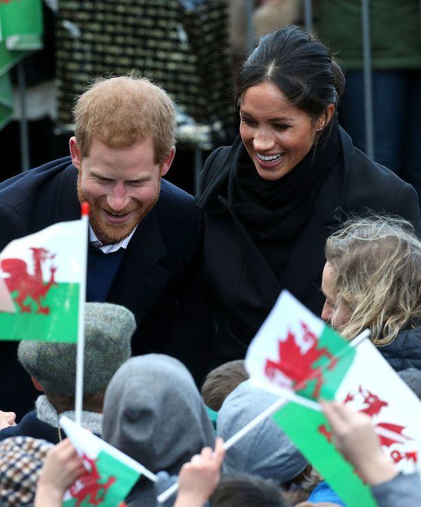 Prinssi Harryn ja Meghan Marklen vieraslistaa ei ole vielä paljastettu.
