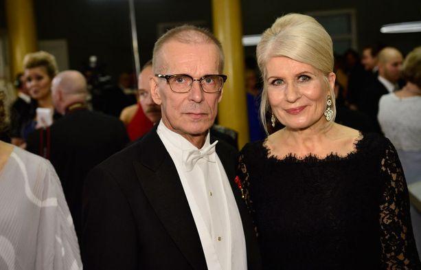 Jukka Puotilan Anneli-vaimo oli suurena tukena sairauden keskellä.