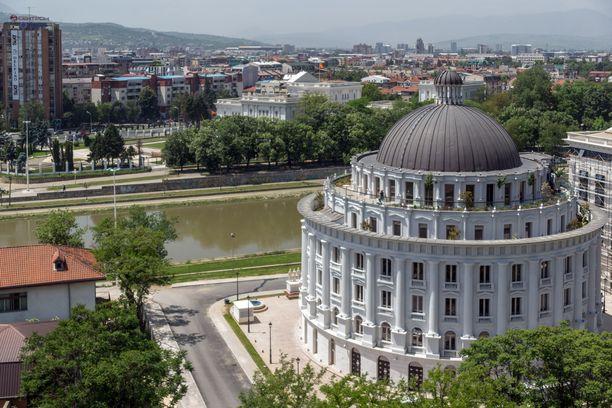 Makedonian pääkaupunkiin tutustuminen helpottuu, kun suorat lennot Turusta alkavat heinäkuussa.