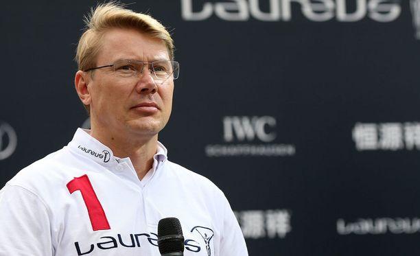 Mika Häkkisellä oli F1-urallaan pahojakin vastoinkäymisiä, joista hän aina pystyi nousemaan.