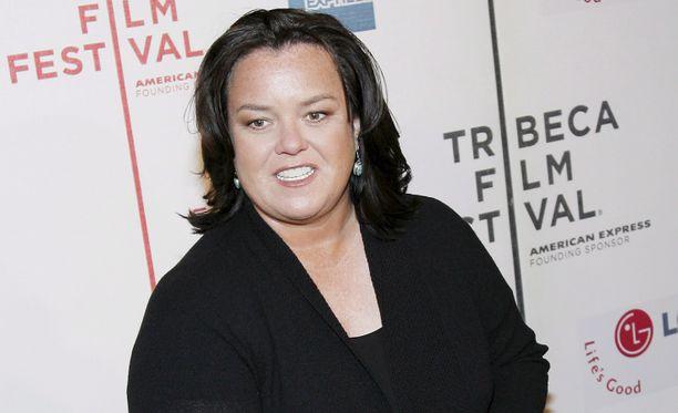Rosie O'Donnellilla on ollut aikaisemmin epäonnea rakkaudessa, mutta nyt tähti näyttää löytäneen rinnalleen tasapainoisen poliisirakkaan.