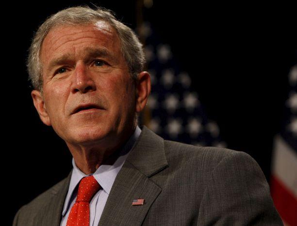 Ranskanperunakiistaan liittyy myös Yhdysvaltojen entinen presidentti George W. Bush.