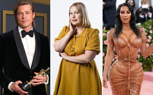 Sanna Ukkolan kolumni: Kumpi poseeraa falskimmin: pyllistävä Kim Kardashian vai ilmastonmuutosta itkevä Oscar-voittaja?