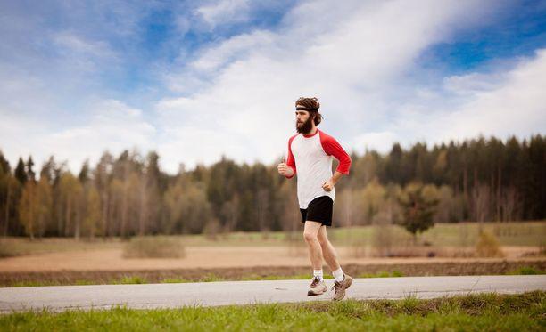 Juoksuharrastus voi parantaa erektioita ja siemennesteen laatua.