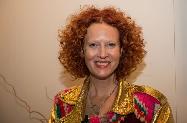 Saimi Hoyer on tehnyt kansainvälistä malliuraa.