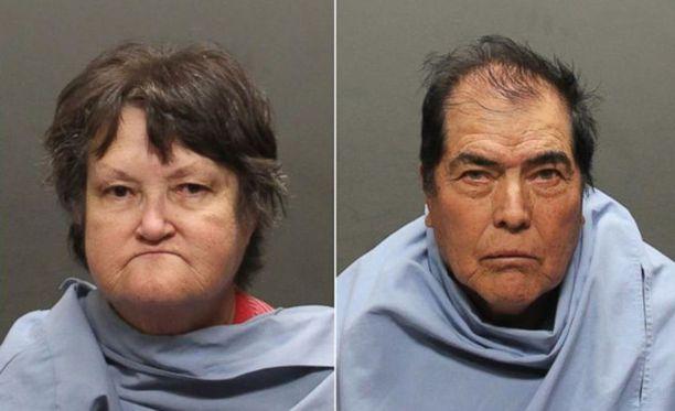 Amerikkalaismedioiden mukaan Gutierrezin pariskunta on pidätetty Arizonassa epäiltynä adoptiolastensa vapaudenriistosta ja huonosta kohtelusta.