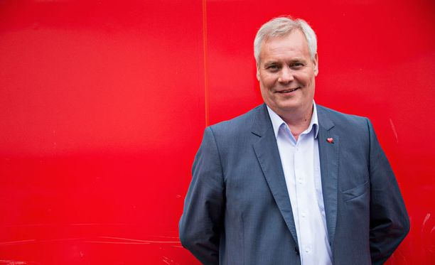 SDP:n nykyinen puheenjohtaja Antti Rinne.
