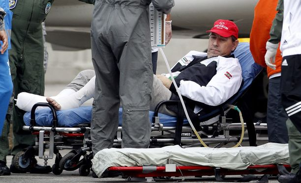 Toimittaja Rafael Henzelin mukaan turmakoneen matkustajat eivät saaneet vihiä mitä tuleman piti.