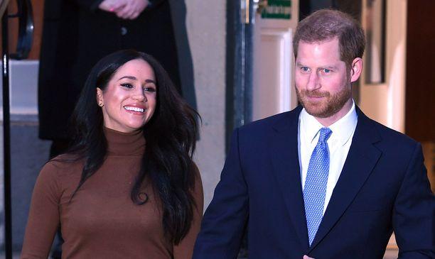 Prinssi Harry ja herttuatar Meghan muuttivat Kanadaan pian sen jälkeen, kun ilmoittivat jättävänsä kuninkaalliset tehtävät.