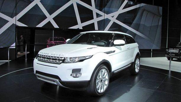 Range Rover Evoque avasi coupetyylisten maasturien aikakauden Euroopassa. Sopisiko tämä tyyli Qashqaihin?