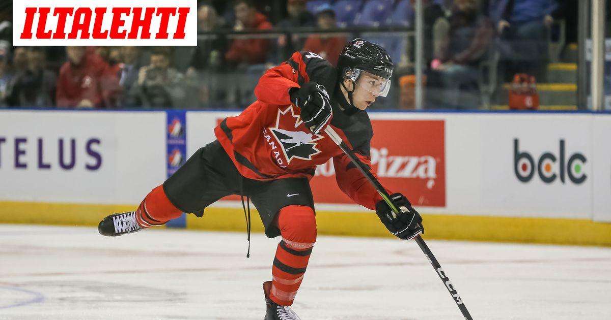 HPK hankki NHL-lupauksen Detroitista  myös Mestiksen pisterohmu...