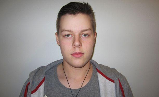 Poliisi kaipaa tietoja Jesse Hannulasta.