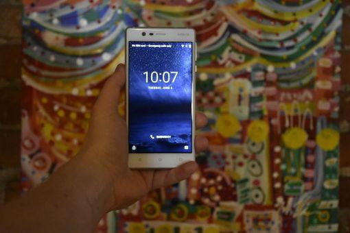 Nokia 3 on puhelimista edullisin.