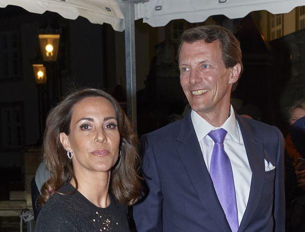 Marie ja Joachim avioituivat vuonna 2008.