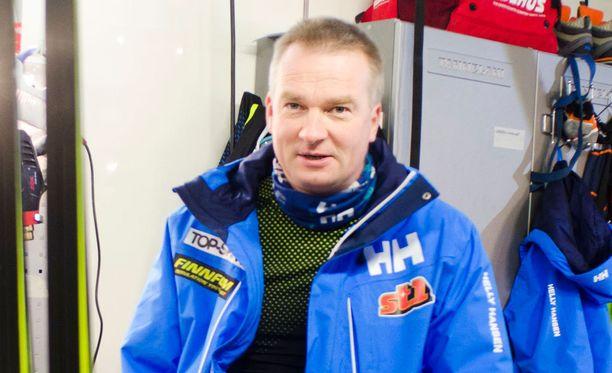 Matti Haavisto tiesi, että Iivo Niskanen voittaa.