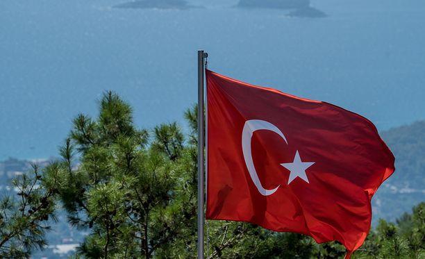 Turkin hallitusta ilmeisesti ärsyttäneessä kohdassa haastattelussa on Isänmaallisen vallankumouksellisen nuorisoliikkeen (YDG-H) edustaja.