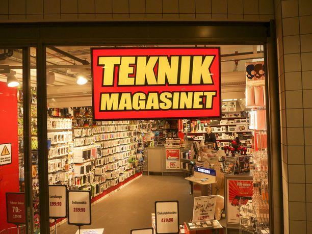 Ruotsalainen Teknikmagasinet meni konkurssiin.