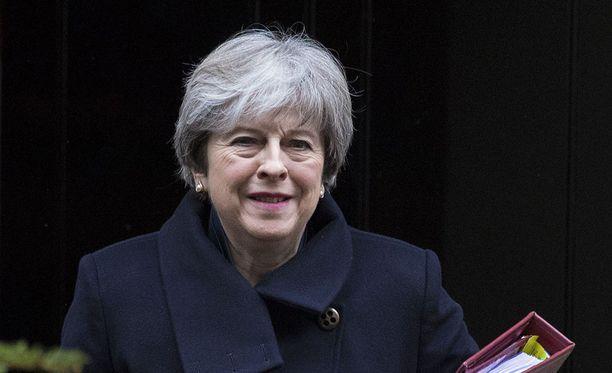 Britannian pääministeri Theresa Mayn arvovalta koki kolauksen, kun parlamentin äänestyksessä osa hänen oman puolueensa edustajista äänesti hallituksen esitystä vastaan.