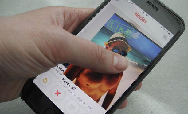 Tinderin toimitusjohtaja ei näe Facebookia uhkana. Kuvituskuva.