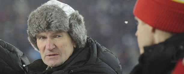 Erkka Westerlund viihtyi turkishatussa Talviklassikossa.