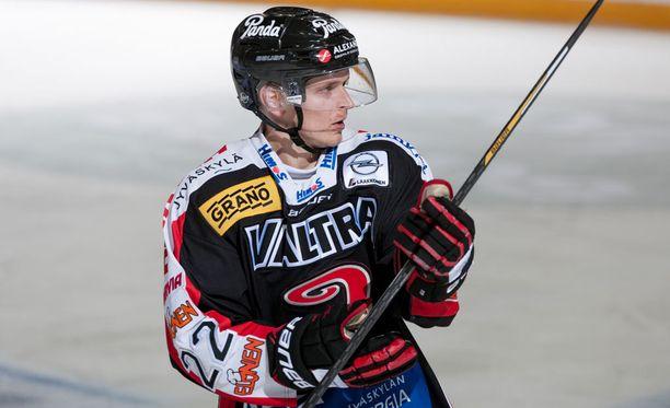 Janne Tavi teki ottelun voittomaalin.