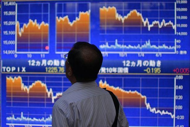 Tokion pörssin aamu näytti keskiviikkona lupaavalta.