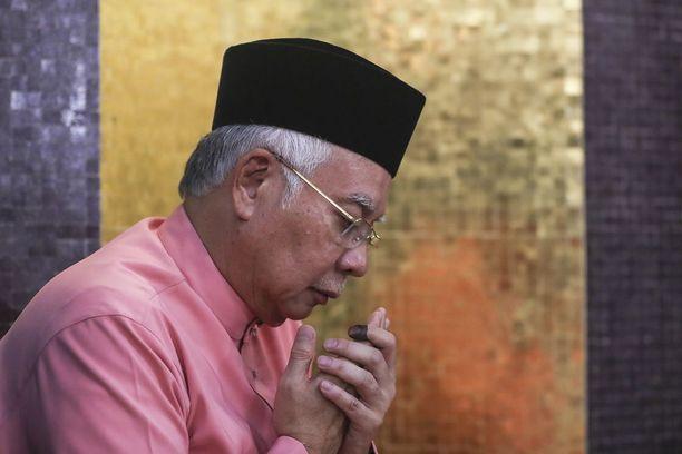 Viikko sitten vaalitappion kärsinyt ex-pääministeri Najib Razak on kiistänyt korruptiosyytökset.