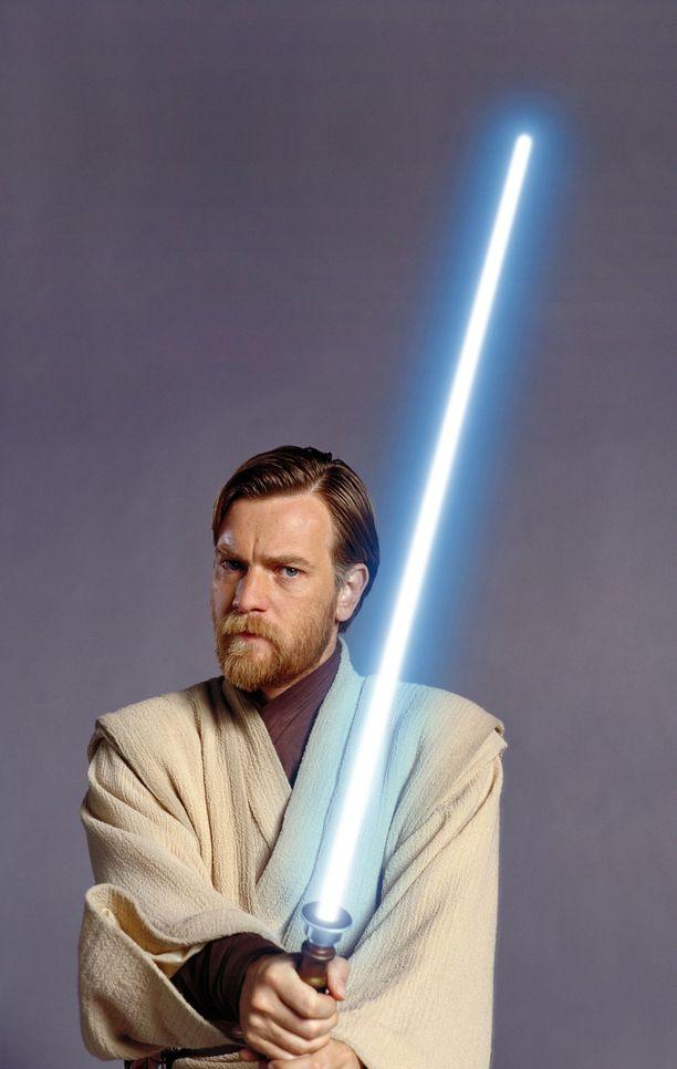 Ewan McGregor palaa Obi-Waniksi uutuussarjassa.