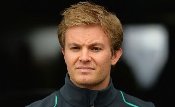 Nico Rosberg ei pääse puolustamaan voittoaan Saksassa.