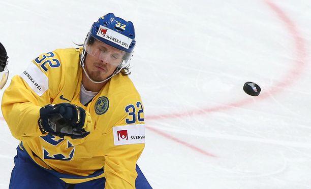 Magnus Nygreniä ei nähdä tämän kevään MM-kisoissa.