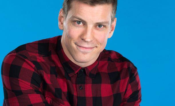 Antti Holma nähdään uuden Kingi-ohjelman juontajana.