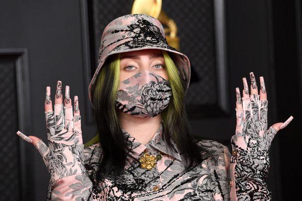 Billie Eilish on Grammy-palkittu laulaja-lauluntekijä.