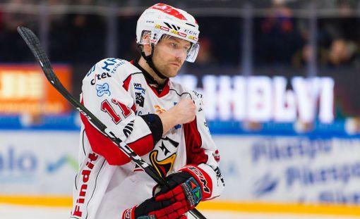 Honkaheimon uran viimeiseksi seuraksi jäi Vaasan Sport.