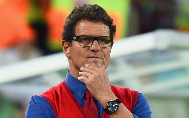 Fabio Capellon on määrä johtaa Venäjän maajoukkue MM-kotikisoihin.