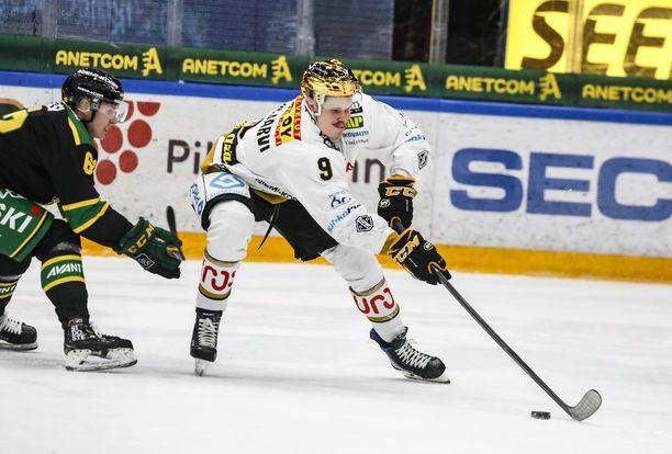 Jesse Puljujärvi on vireessä.