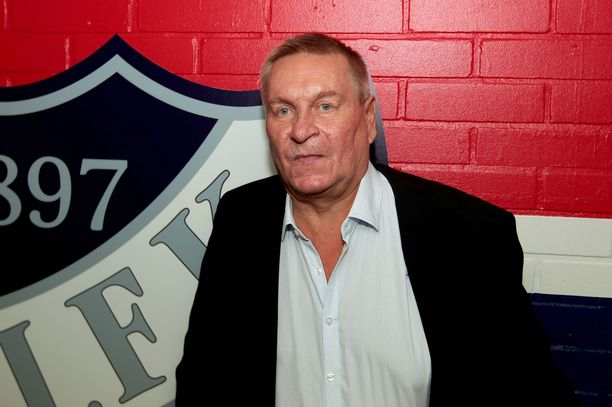Matti Hagman (1955-2016) oli henkeen ja vereen HIFK:n mies.
