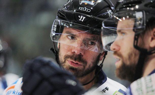 Hannu Pikkarainen nähdään ensi kaudella SM-liigassa.