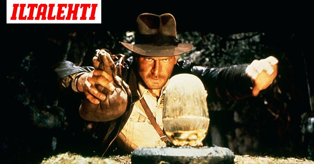 Indiana Jones Elokuvat