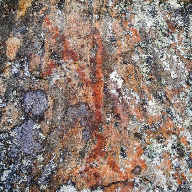 Anssi Toivanen löysi kivikautisen maalauksen retkellään helmikuussa. Hän harrastaa mielenkiintoisiin luonnonpaikkoihin tutustumista.