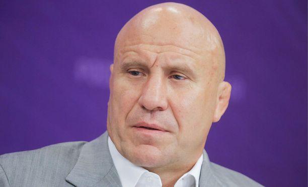 Mihail Mamiashvili katsoi anteeksipyynnön olleen paikallaan.