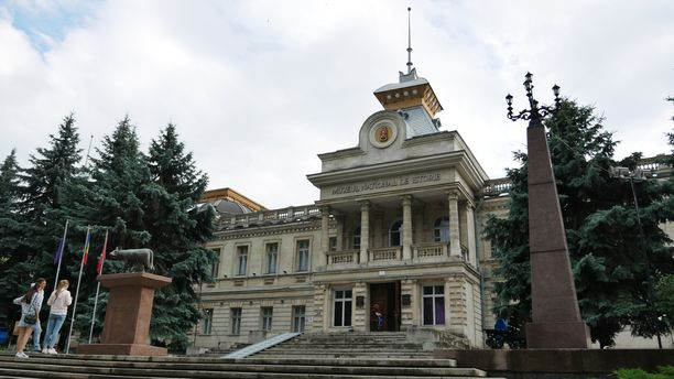 Kansallishistorian museo on Chisinaun museoista suurin.