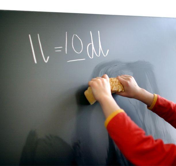 Lapset pitäisi innostaa matematiikan pariin jo alakoulussa.