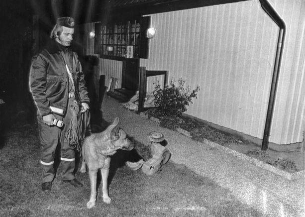 Matti Markkanen tuomittiin 1995 ryöstösaaliin kätkemisestä yli kahden vuoden vankeusrangaistukseen. Markkanen kiisti ja katsoi, että hänet on lavastettu.