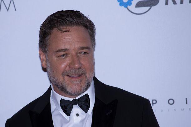 Russell Crowe tunnetaan lukuisista rooleistaan.