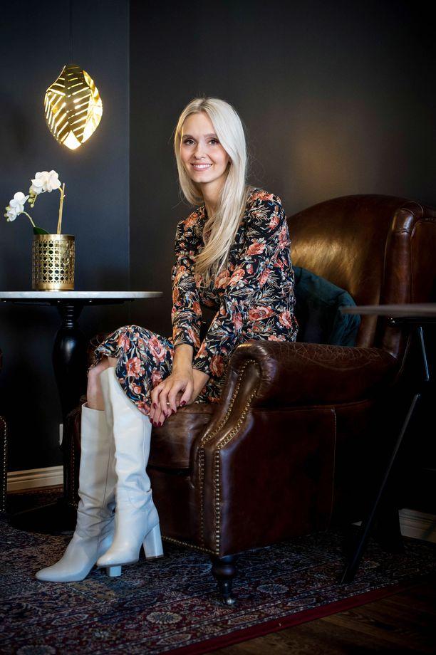 Bloggaaja Metti Forssell toteutti pitkäaikaisen laukkuhaaveensa.