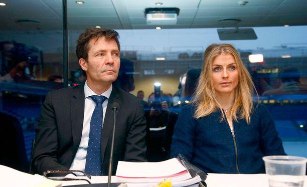 Christian B. Hjort ja Therese Johaug saivat syyttäjän möhläyksestä oivan lyömäaseen.