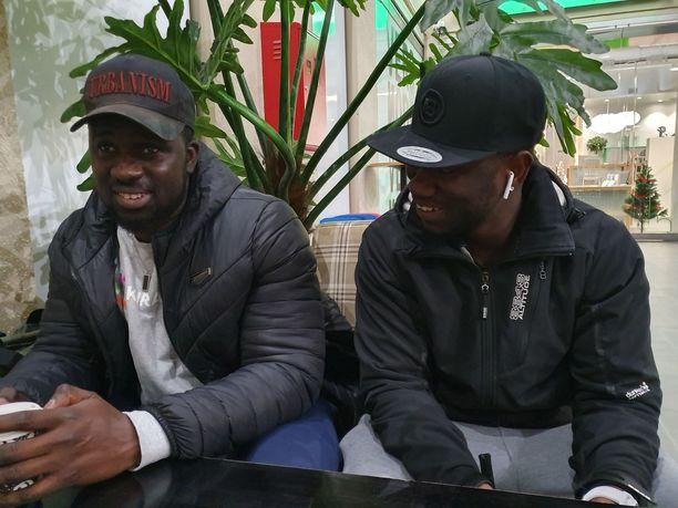 Gambiassa syntyneet Musa ja Masa ovat ikävä kyllä kohdanneet Suomessa myös ennakkoluuloja.