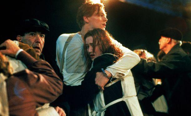 Titanic-elokuvassa Mark Chapman nähtiin pienessä roolissa.