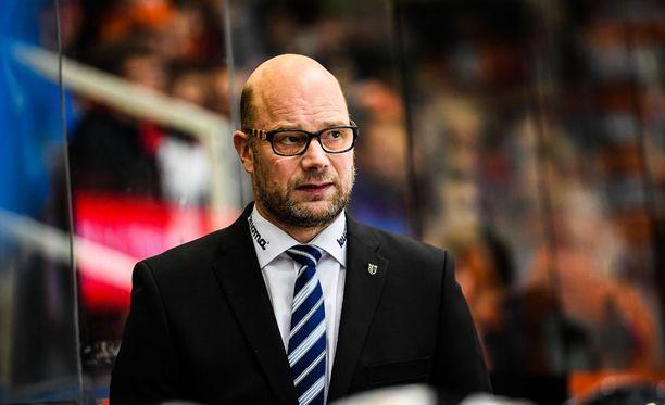 Risto Dufvan Jukurit haki yhden pisteen Kuopiosta.