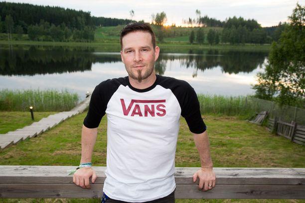 Darude, eli Ville Virtanen aloitti uransa jo lukio-ikäisenä.